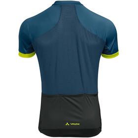 VAUDE Advanced Full-Zip Tricot Men bright green